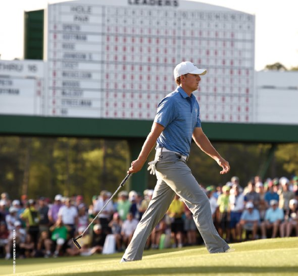 Masters 2016: All Eyes on Jordan Spieth