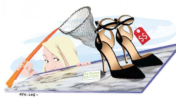 Shoe Stalking Season