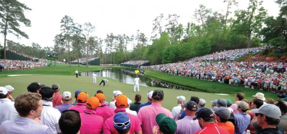 Masters 2015: A Walk in the Park