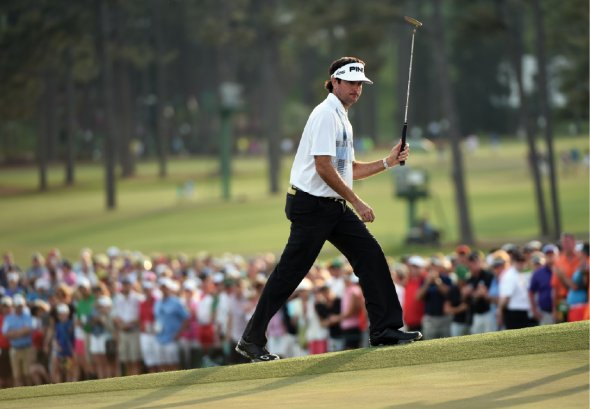 Masters 2015: When He's Good