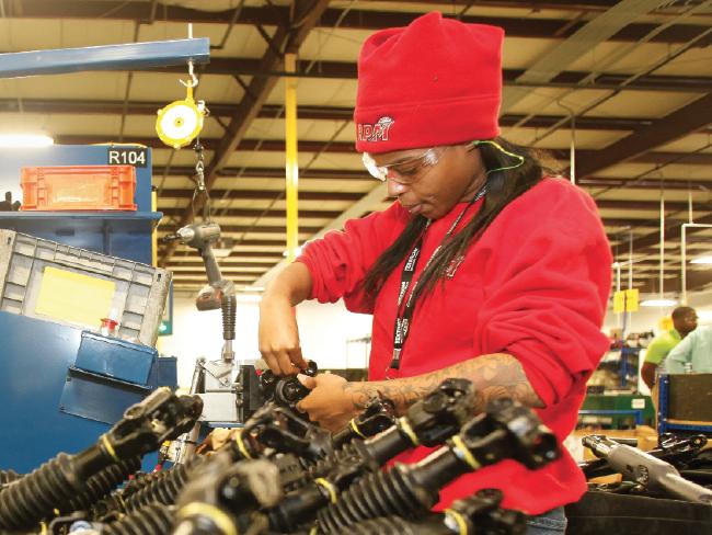 "R.P.M. ""Reaching Potential through Manufacturing"""