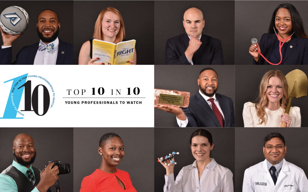 Top 10 in 10 Young Professionals to Watch