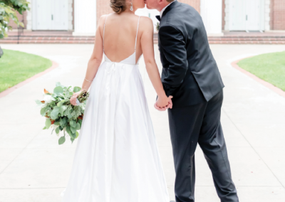 Mr. and Mrs. Hayden Anderson; Photography by Amy J. Owen Photography