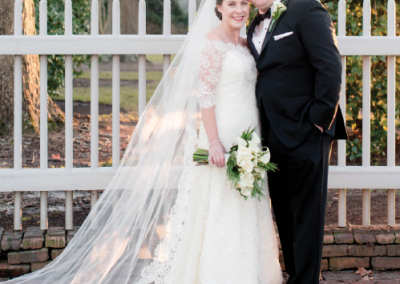 Mr. and Mrs. John Costello; Photography by Amy J. Owen Photography