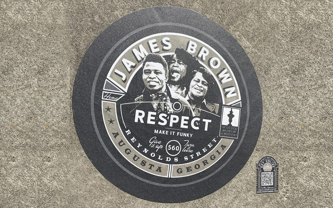 James Brown Walking Tour Debuts in Augusta