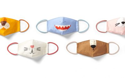 Fun and Stylish Masks For the Whole Family