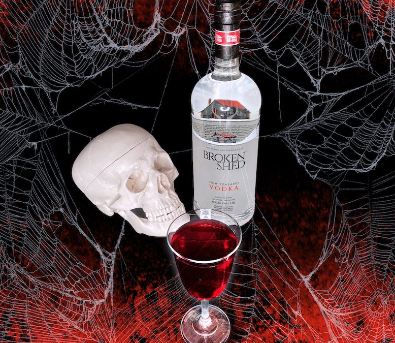 Halloween Cocktails with Bite