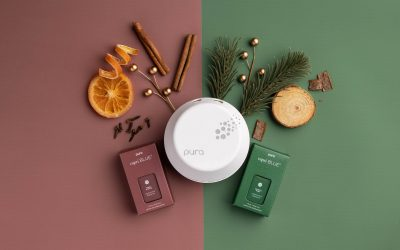 Invigorating Scents for Fall and Holiday