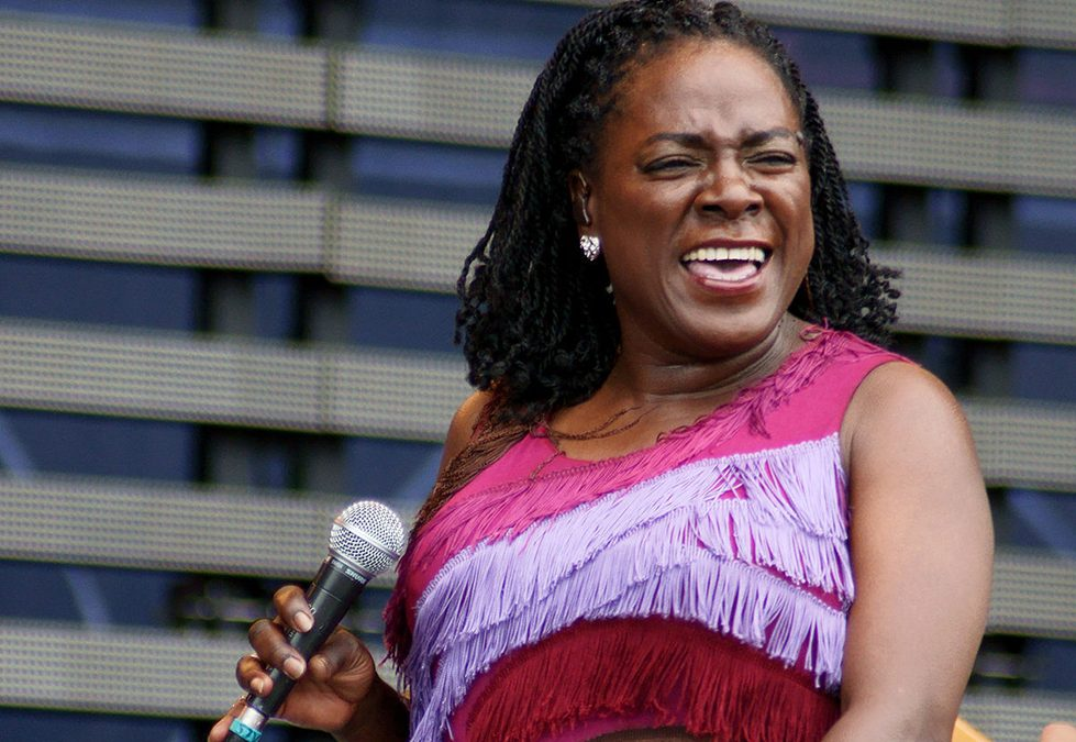 North Augusta Attracts National Press Naming Sharon Jones Amphitheater