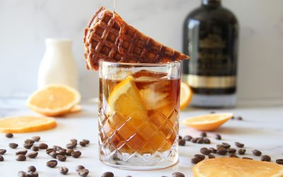 The Best Way to Enjoy Your Girl Scout Cookies? Pair Them With Rum Cocktails!