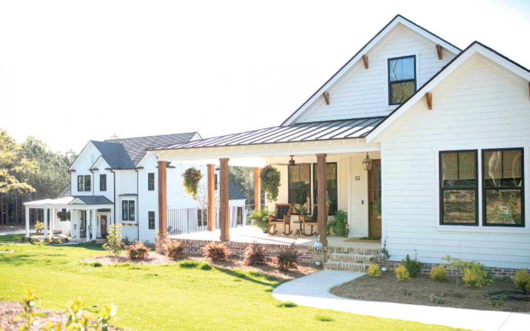Farmhouse Charm