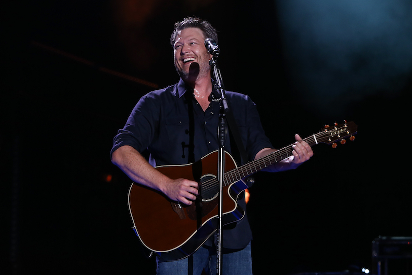 Celebrate the New and Improved Lake Olmstead Stadium with Concerts by Blake Shelton and Tim McGraw on Masters 2022 Weekend