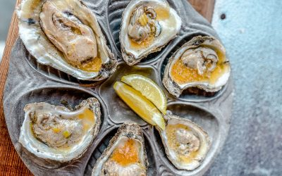 Oysters the Name of the Game at Drift Raw Bar